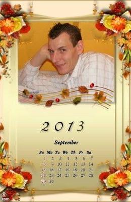 Apa szeptemberben született :) - Szafira képek