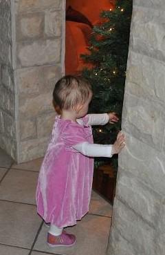 2010.Karácsony - Alcsi baba 2010ben :-)