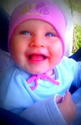 - Zanyík Lili 9 hónapos.